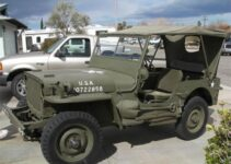 1945 Willy's Military Jeep