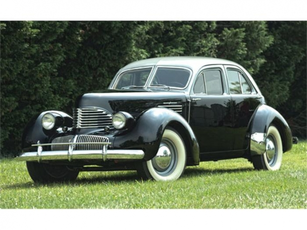 1941 Graham Hollywood old car