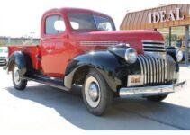 1942 Chevy 3100 Pickup Truck