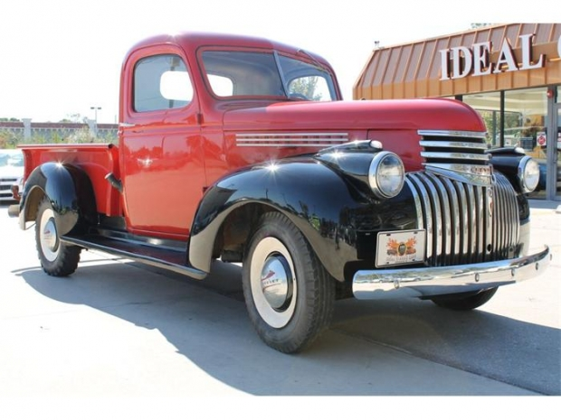 1942 Chevy 3100 Pickup Truck