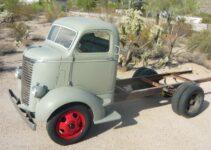1940 Chevrolet COE