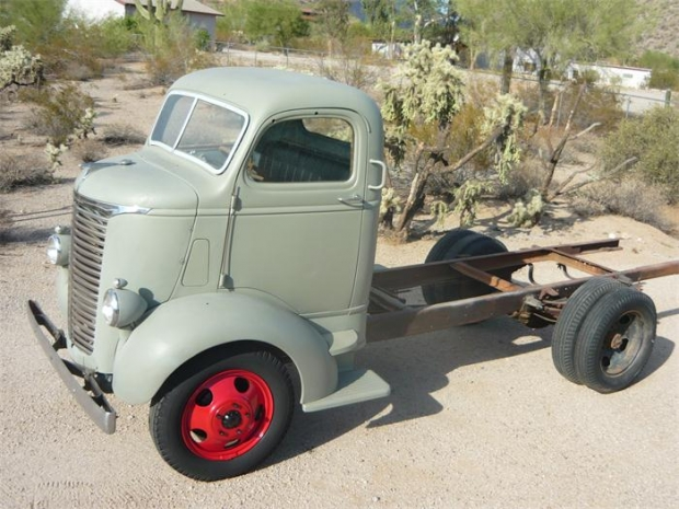 1940 Chevrolet COE truck