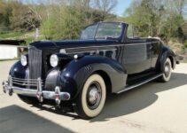 1940 Packard 120 Convertible