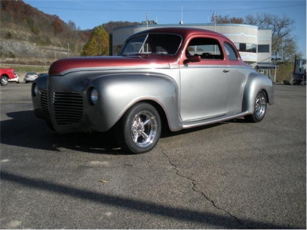 1941 Plymouth Coupe