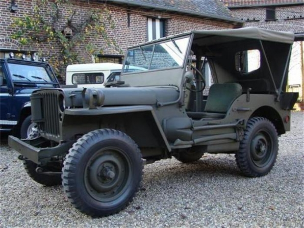 1944 Jeep Willys
