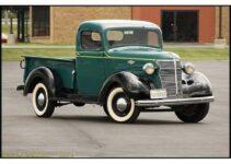 1938 Chevrolet Pickup Truck