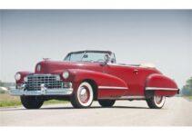 1942 Cadillac Series 62