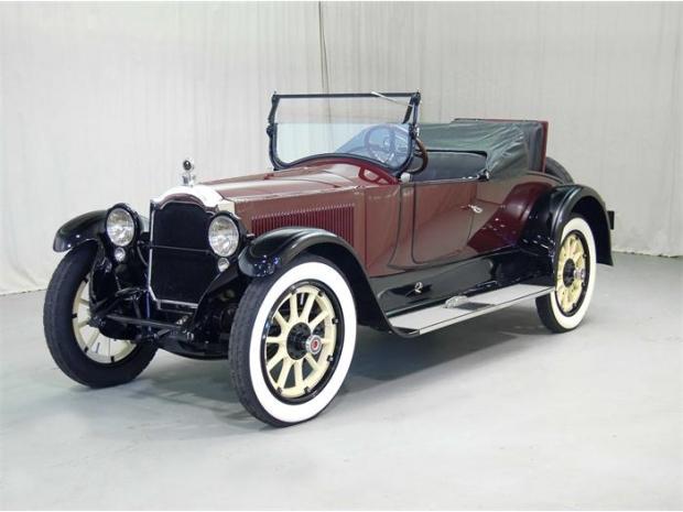 1922 Packard Twin Six old car