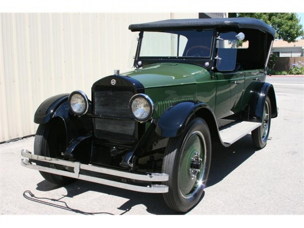 1923 Studebaker Touring Special 6 old car