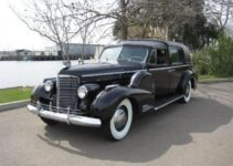 1940 Cadillac V-16