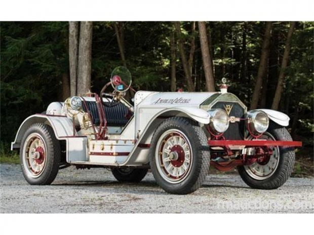 1923 American LaFrance Speedster old car