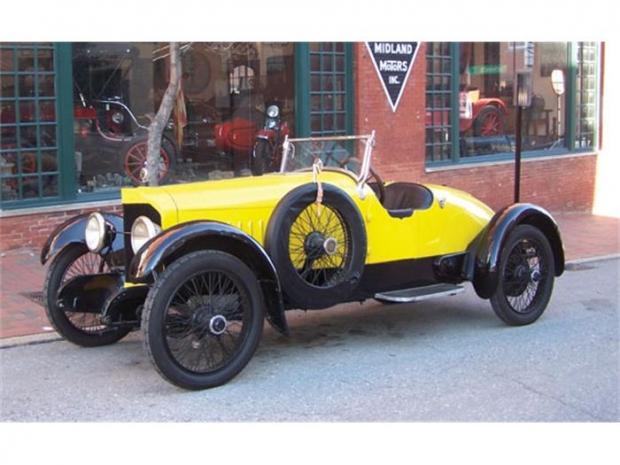 1920 Biddle Ormond Speedway Special