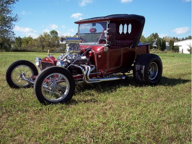 1923 Ford Bucket roadster