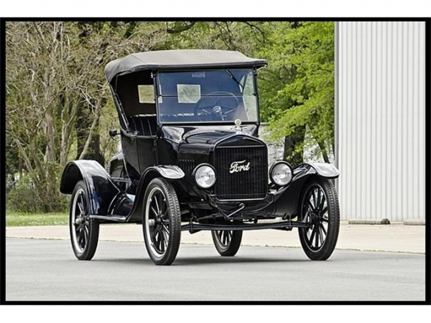 1924 Ford Model T, old car, old cars