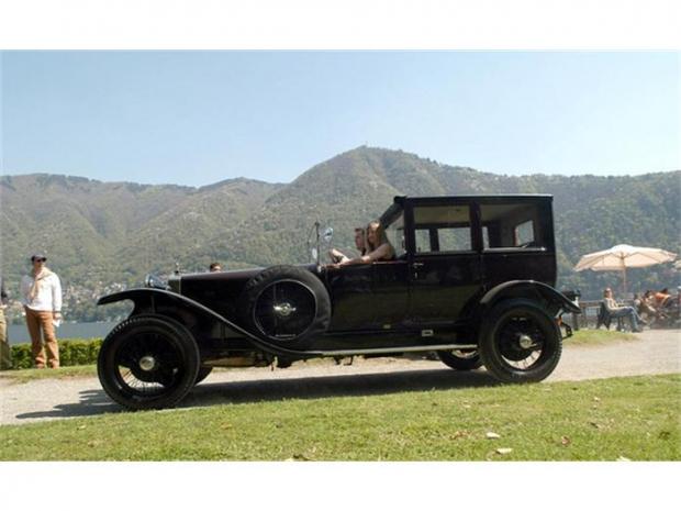 1924 Alfa Romeo RL Normale