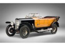 1924 Mercedes 28/95 Sport Phaeton