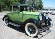1928 Willys Knight