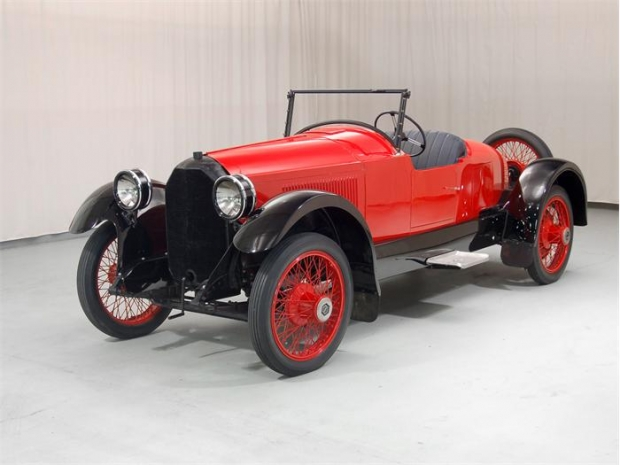 1921 Paige Daytona sports car