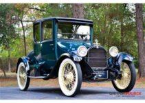 1921 Dodge Victoria