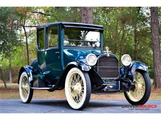1921 Dodge Victoria old car