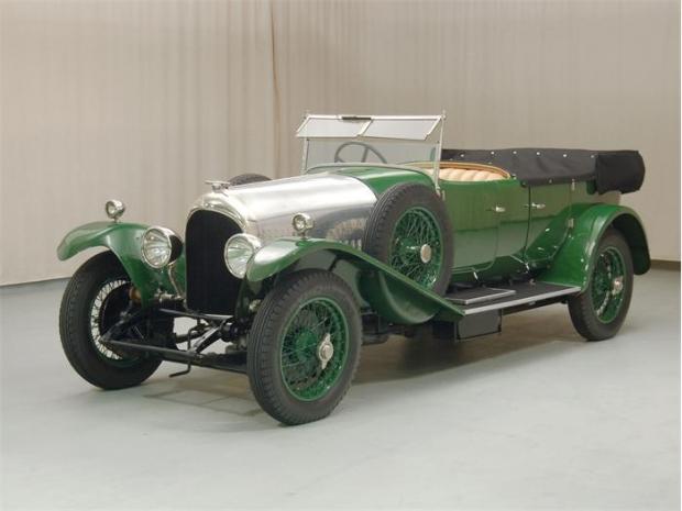 1925 Bentley Antique old car