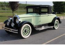 1927 Buick Master Coupe