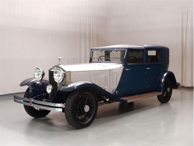 1929 Rolls-Royce Phantom II old car
