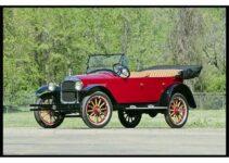 1922 Hupmobile Phaeton