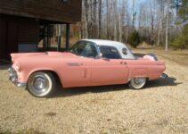 1956 Ford Thunderbird   Old Car