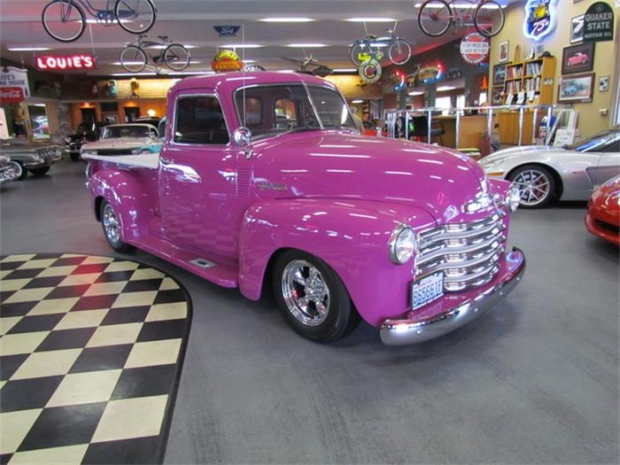 1948 Chevy 3100 Pickup Truck