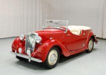 1949 MG Series YT