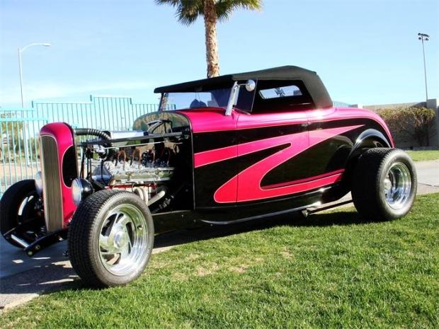 1932 Ford Highboy hot rod
