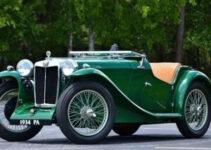 1934 MG