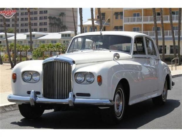 1965 Bentley S Type old car