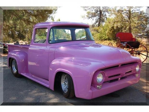 1956 Ford Pickup Truck pickup truck