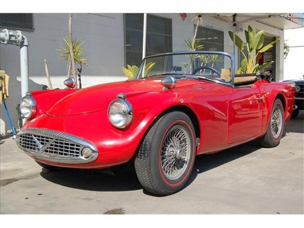 1961 Daimler SP250 sports car