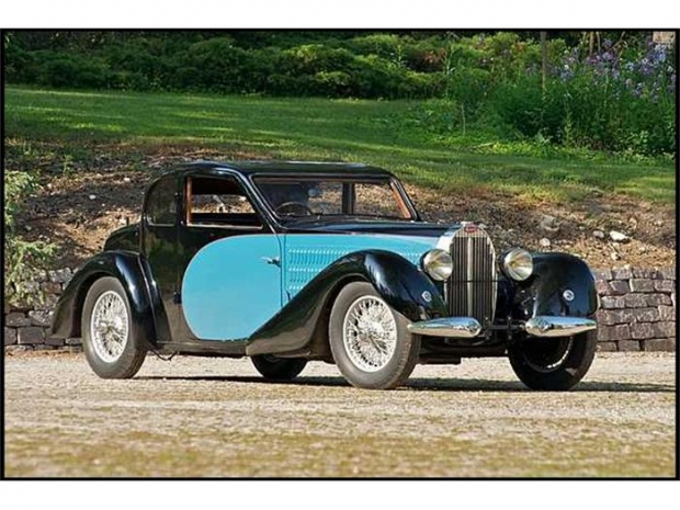 1937 Bugatti Type 57 Ventoux old car