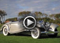 Mercedes-Benz 1937 540 K Spezial Roadster Auction – Video in HD