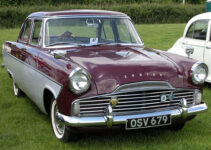 1960 Ford Zodiac