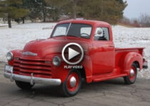 Chevy 3100 Pickup Truck Build – Video