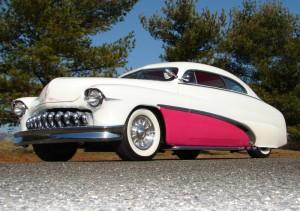 1950 Mercury Lead-Sled Custom Old Car