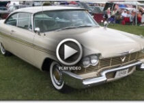 '58 Plymouth – Commercial Video