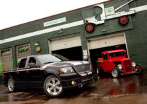Ford F150 Pickup Truck Old Vs New
