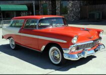 1956 Chevy Nomad Station Wagon