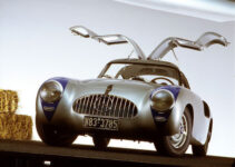 1957-1962 Mercedes 300SL Gullwing