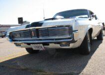 '69 Mercury Cougar GTE