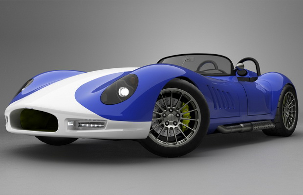 Lucra LC470 sports car