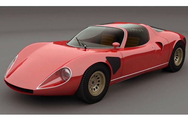 GTA Motorworks Alfa Romeo Tipo 33 Stradale Amazing