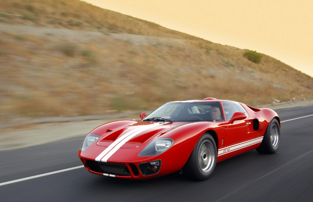 Superformance GT40 sports car