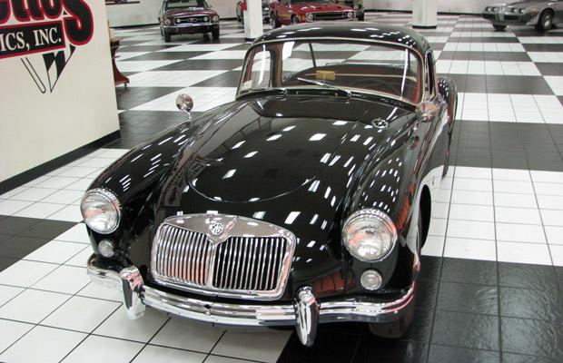 1959 MG MGA 1500 sports car